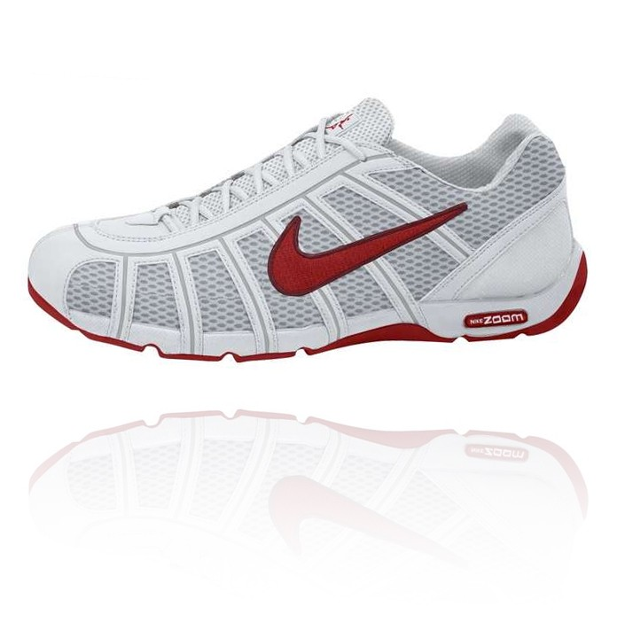 Nike Air Zoom RedWhite | [ ] everything you need for fencing!